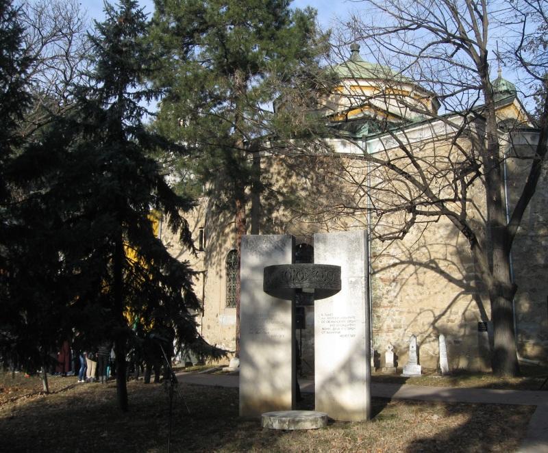 """Девически манастир """"Въведение Богородично"""" - гр. Казанлък"""