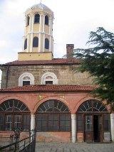 """Катедрален храм """"Свети Йоан Предтеча"""" - гр. Казанлък"""