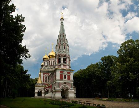 """Храм-паметник """"Рождество Христово"""" - гр, Шипка"""
